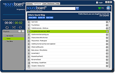 Desktop Soundboard Builder